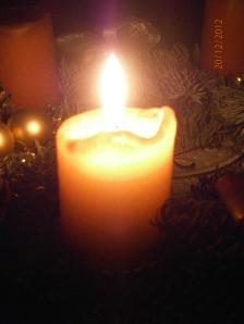Ein Licht zu Weihnachten